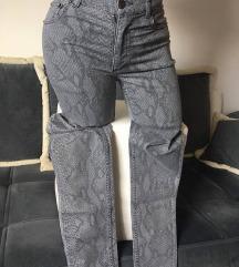 MTWTFSS WEEKDAY snake pantalone 28 AKCIJA