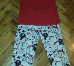 Fenomenalna crveno bela pidžama***SJAJNA CENA***