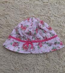 h&m platneni šeširić za devojčicu