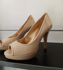 Bež cipele 38