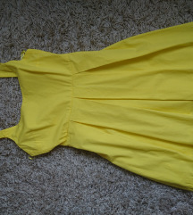 Zuta zara haljina