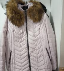 Nove nežno roze jakna
