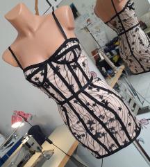 Maturska haljina XS NOVO