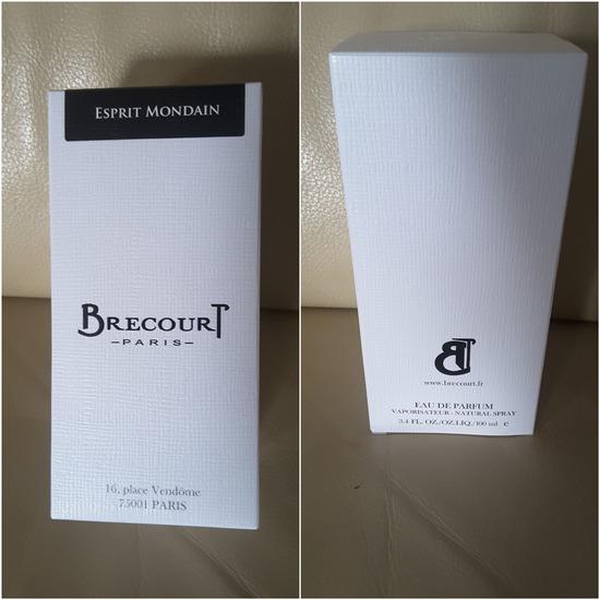 Brecourt Esprit Mondain, original