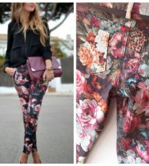 DANAS 400 Cvetne pantalone ✿**✿