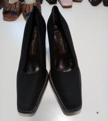 cipele kozne /tekstil-35 nove  POLLINI