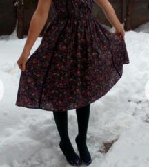 Cvetna haljinica SNIZENA sa 999