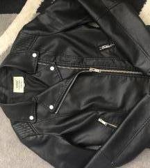 Kožna jakna  M