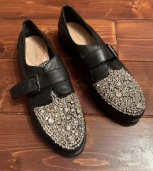 SNIŽENJE: Cosmoparis kožne cipele 5000din.