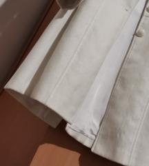 Zenski beli kaput