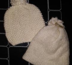 2 zimske kape ❄ SNIZENO SA 900