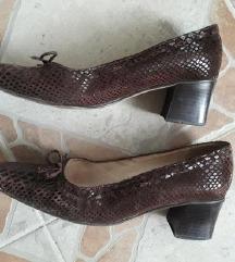 Obuca Simic braon kozne cipele