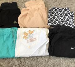 suknje,pantalone, helanke,sorc