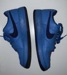 Nike Air Force 1 original, plave