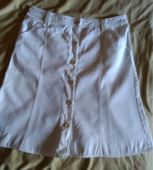 NOVO MANGO bela suknja 38/M
