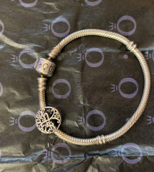 Pandora narukvica original + privezak