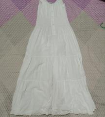 Nova midi haljina bela