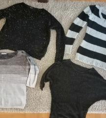 4 svetlucava džempera