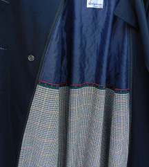 Vintage deblji mantil L/XL