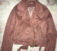 Bebi roze jakna, S