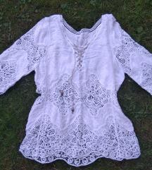 NOVO bela tunika za plazu L