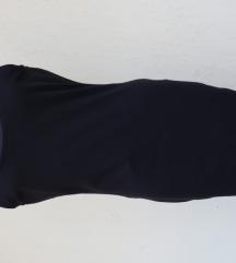 Crna haljina velicina 40 novo