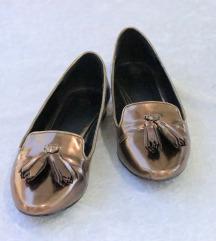 Bronzane MANGO loafer baletanke vel. 39