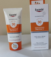 Eucerin Sensitive Protect krema lice SPF30