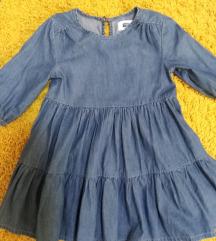 Prelepa haljinica za devojčicu vel 5