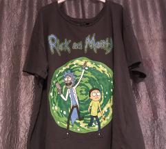 Rick and Morty majica