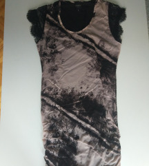 Sparkle cipkasta haljina
