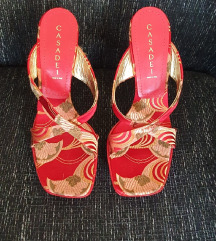 NOVE Casadei sandale