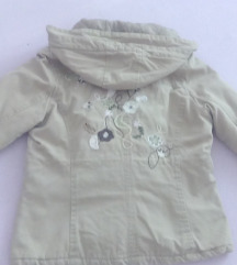 Prelepa deblja jakna keper - postavljena L