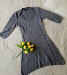 Olla siva haljina KAŠMIR