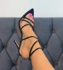 Sandale stikle NOVE