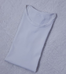 NOVA Golden Lady bela tegljiva majica