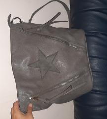 Siva torba - kao nova