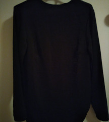 HM crna bluza NOVO