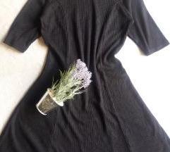 Nova crna haljinica A kroja   vel S