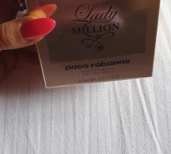 Paco Rabanne lady million ORIGINAL
