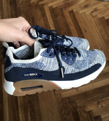 Nike air max 90 flyknit navy blue
