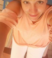 Zara Knitwear off shoulder top