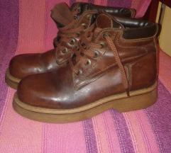 Braon, poluduboke cipele, 38