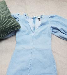 Zara teksas haljina