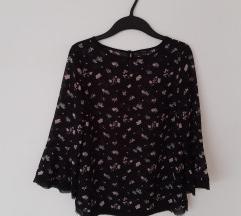 OVS cvetni print bluza XS-M