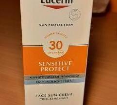 Eucerin krema za lice za zastitu od sunca spf 30