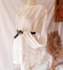 Vintidž končani džemper L-2XL