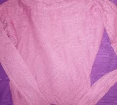Roze džemper XS Terranova