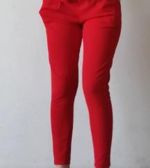 Crvene pantalone+besplatna poštarina