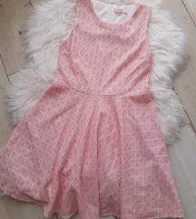 Bebi roze haljinica m
